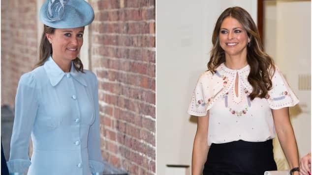 Pippa Middleton und Prinzessin Madeleine