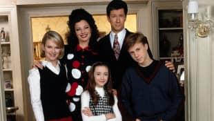"""Die Nanny""-Cast"