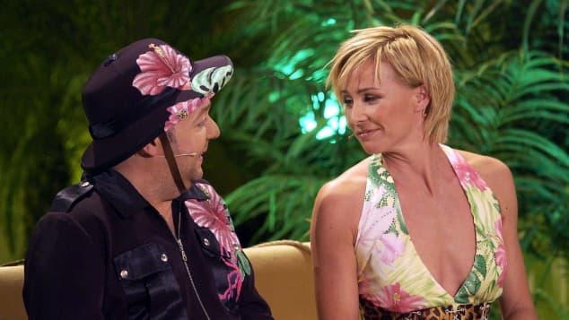 Dirk Bach und Sonja Zietlow
