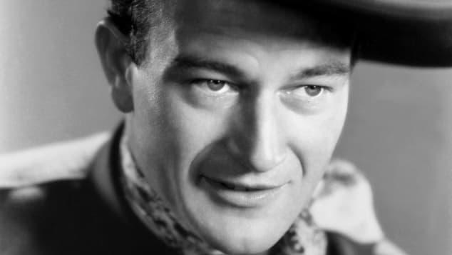 Westernstar John Wayne
