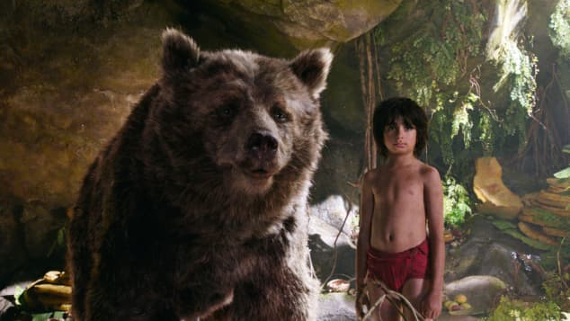 """""""The Jungle Book"""": """"Mowgli"""" und """"Baloo"""""""
