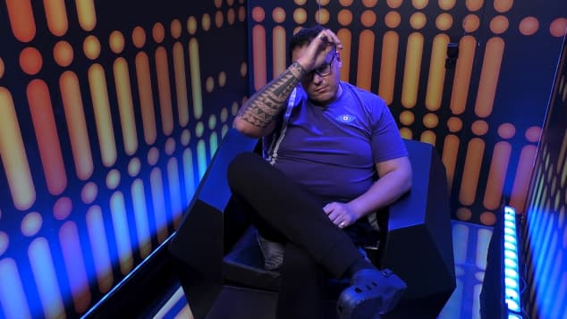 """Promi Big Brother"": Daniel Kreibich"
