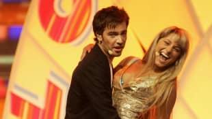 Arsenium und Natalia Gordienko