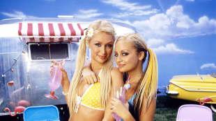 Paris Hilton und Nicole Richie