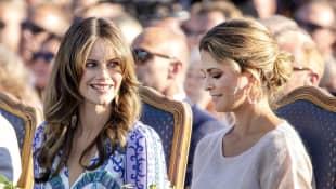 Prinzessin Sofia Prinzessin Madeleine Schweden