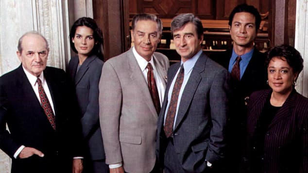 """Law and Order""-Darsteller"