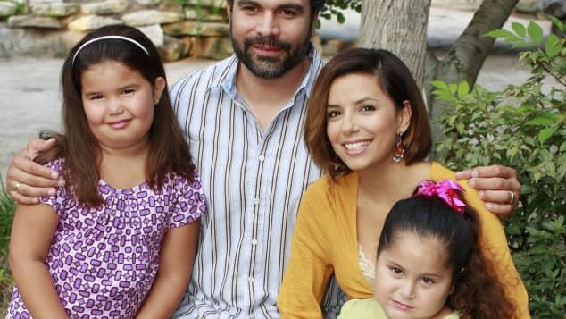 """""""Desperate Housewives"""": Die """"Solis""""-Familie"""