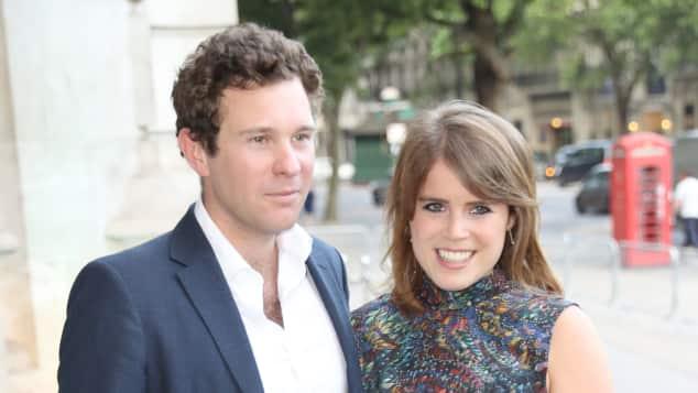 Jack Brooksbank und Prinzessin Eugenie sind verlobt