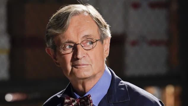 "Bei NCIS spielt David McCallum ""Ducky"""