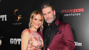Kelly Preston und John Travolta