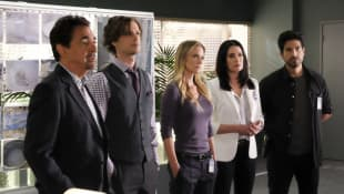 """Criminal Minds""-Cast"