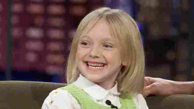 Dakota Fanning im Jahr 2002
