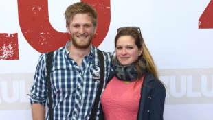 Bo Hansen und Josephine Schmidt