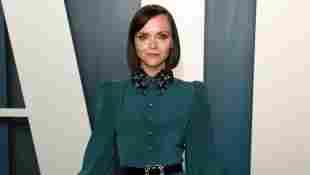 Christina Ricci Vanity Fair Oscar Party 2020
