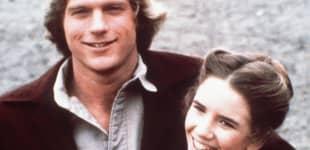 """""""Unsere kleine Farm"""" - Melissa Gilbert und Dean Butler"""