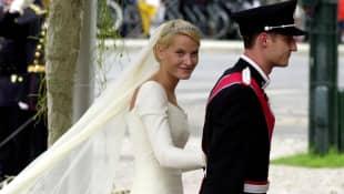 Mette-Marit und Prinz Haakon Hochzeit