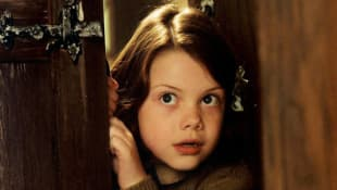 "Georgie Henley in ""Die Chroniken von Narnia"""