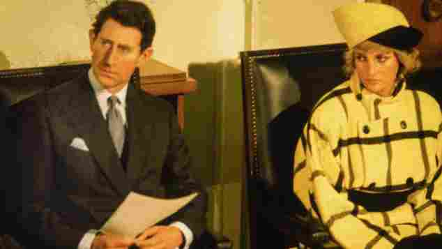 Prinz Charles Lady Diana Affäre