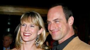 Stephanie March und Christopher Meloni