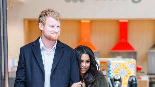 Zum verwechseln ähnlich: Die Doppelgänger von Prinz Harry und Meghan Markle
