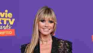 Heidi Klum bei den MTV Movie & TV Awards 2021 am 17. Mai 2021