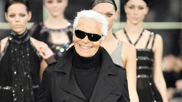 Karl Lagerfeld sprüche Zitate