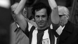Franz Beckenbauer 1971
