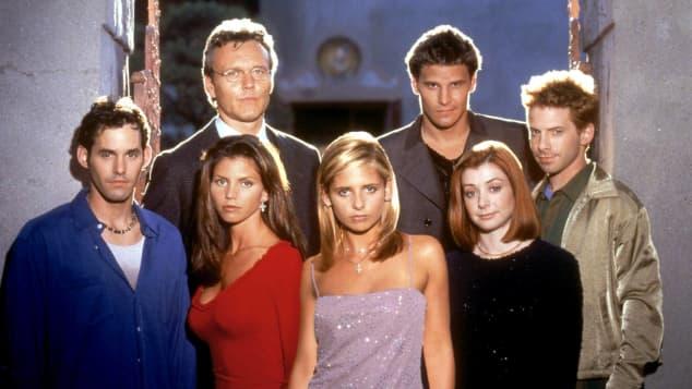 Besetzung von Buffy - Im Bann der Dämonen