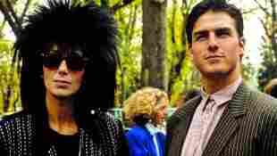 Cher und Tom Cruise