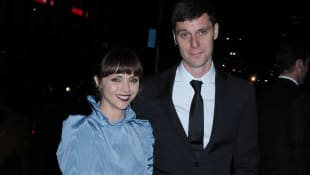 Christina Ricci und James Heerdegen