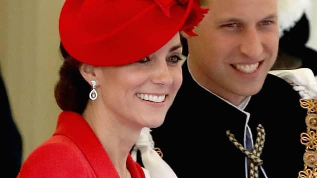 """Herzogin Kate und Prinz William bei der """"Order Of The Garter""""-Zeremonie im Juni 2016"""