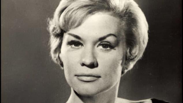 Ingrid van Bergen jung