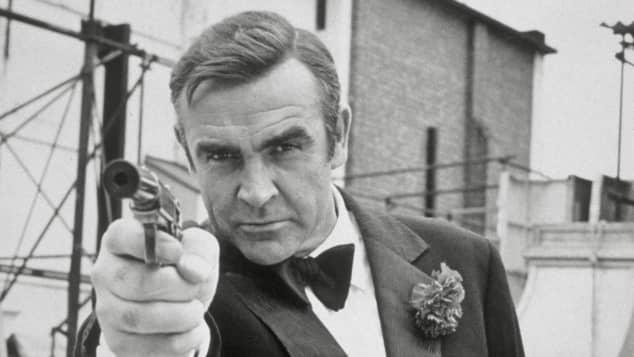 Sean Connery Heute
