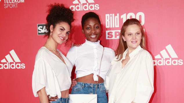 "Julianna, Toni und Pia von ""Germany's Next Topmodel"""
