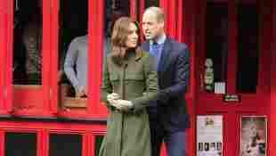 Herzogin Kate und Prinz William in Irland auf Kuschelkurs