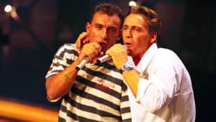 Zlatko und Jürgen