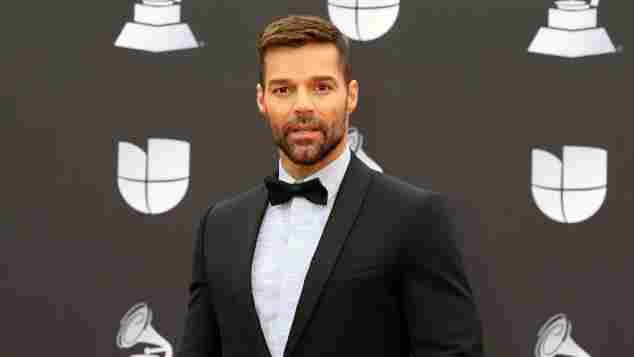 Ricky Martin bei den 20. Latin Grammy Awards 2019