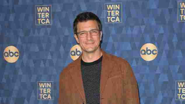 Nathan Fillion bei der ABC Television s Winter Press Tour 2020 am 8. Januar 2020