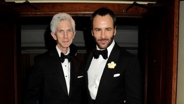 Tom Ford und sein Mann