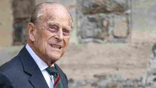 Prinz Philip musste in seiner Kindheit fliehen