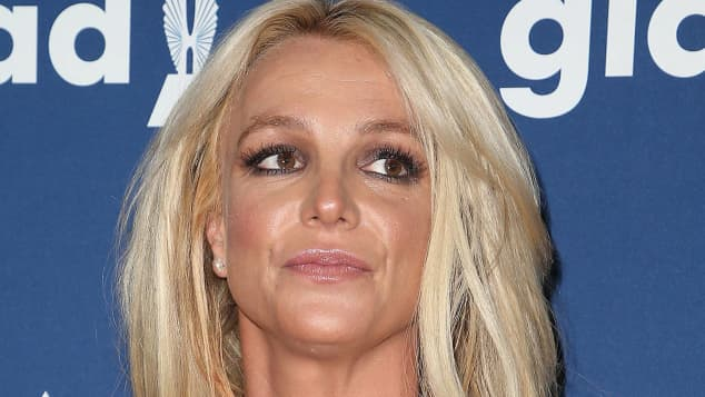 Britney Spears bei einer Veranstaltung 2018