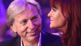 Uli Ferber und Andrea Berg