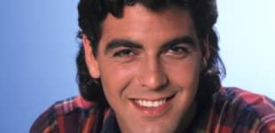 George Clooney im Jahr 1985