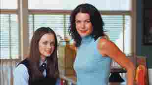 "Alexis Bledel und Lauren Graham in ""Gilmore Girls"""