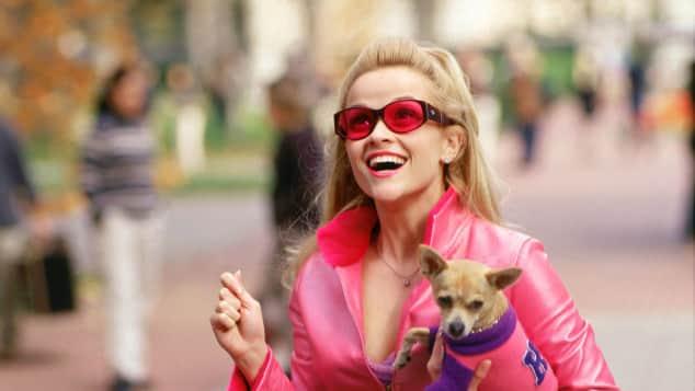 Reese Witherspoon Natürlich Blond