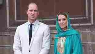 herzogin kate; prinz william; herzogin kate und prinz william in pakistan; herzogin kate und prinz william badshahi-moschee