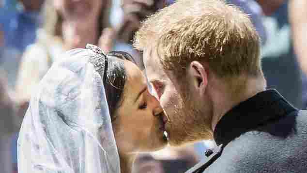 Herzogin Meghan Prinz Harry Hochzeit
