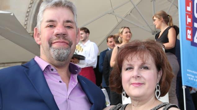 Uwe Abel und Iris Abel