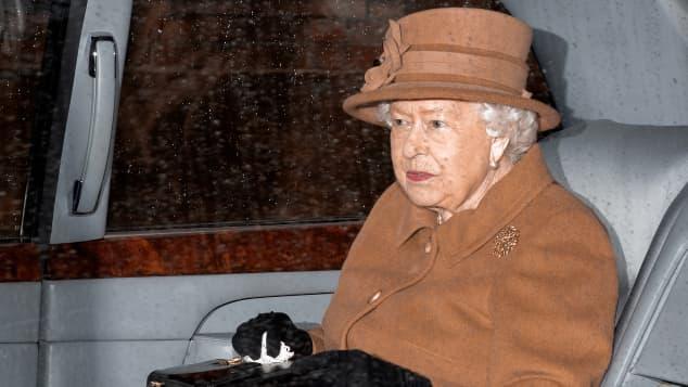 Königin Elisabeth II.; Queen Elizabeth II.