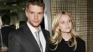 Ryan Phillippe und Reese Witherspoon waren zwischen 1999 und 2007 verheiratet und haben zusammen zwei Kinder